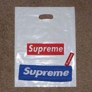 Supreme Accessories - Blue Supreme Headband